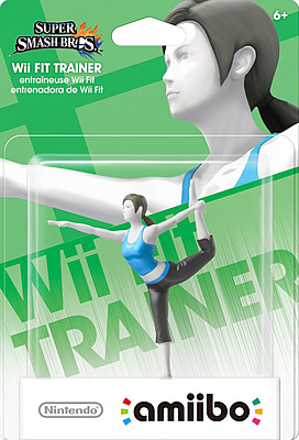 Einfach und sicher online bestellen: Nintendo Wii Fit Trainer amiibo in Österreich kaufen.