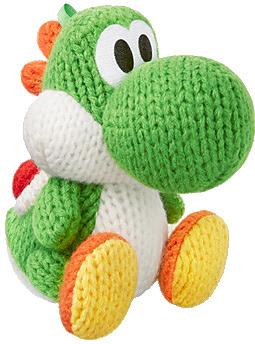 Einfach und sicher online bestellen: Nintendo Yarn Yoshi Grün amiibo in Österreich kaufen.