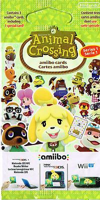 Einfach und sicher online bestellen: Animal Crossing Amiibo Karten (Vol. 1) in Österreich kaufen.