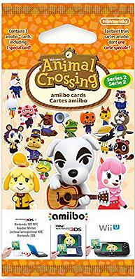Einfach und sicher online bestellen: Animal Crossing Amiibo Karten (Vol. 2) in Österreich kaufen.