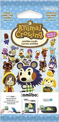 Einfach und sicher online bestellen: Animal Crossing Amiibo Karten (Vol. 3) in Österreich kaufen.