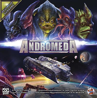 Einfach und sicher online bestellen: Andromeda in Österreich kaufen.