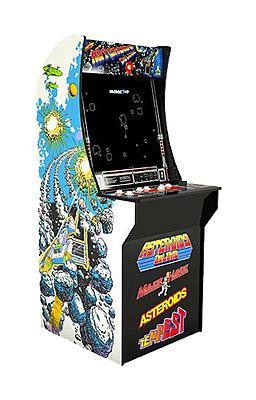 Einfach und sicher online bestellen: Arcade1Up Asteroids Deluxe Mini-Cabinet (122cm) in Österreich kaufen.