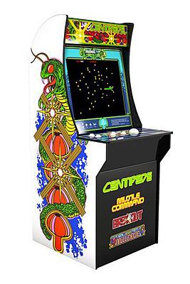Einfach und sicher online bestellen: Arcade1Up Centipede Mini-Cabinet (122cm) in Österreich kaufen.