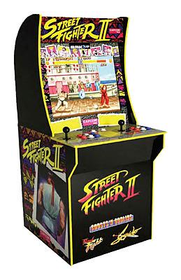 Einfach und sicher online bestellen: Arcade1Up Street Fighter II Mini-Cabinet (122cm) in Österreich kaufen.