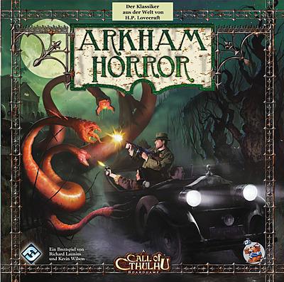 Einfach und sicher online bestellen: Arkham Horror in Österreich kaufen.