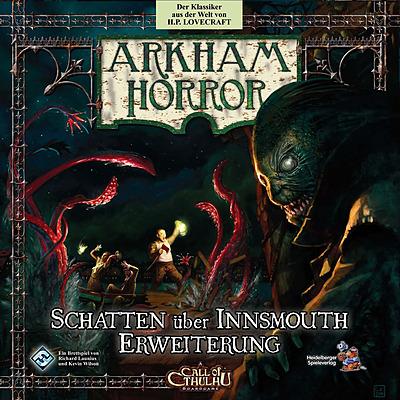 Einfach und sicher online bestellen: Arkham Horror: Schatten über Innsmouth in Österreich kaufen.