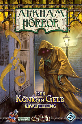 Einfach und sicher online bestellen: Arkham Horror: Der König in Gelb in Österreich kaufen.