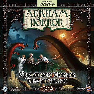 Einfach und sicher online bestellen: Arkham Horror: Miskatonic Horror in Österreich kaufen.