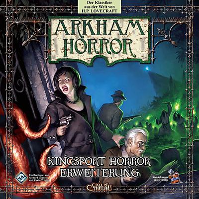 Einfach und sicher online bestellen: Arkham Horror: Kingsport Horror in Österreich kaufen.