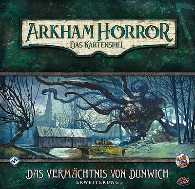 Einfach und sicher online bestellen: Arkham Horror Kartenspiel: Das Vermächtnis von in Österreich kaufen.