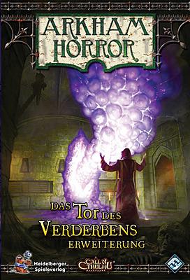 Einfach und sicher online bestellen: Arkham Horror: Tor des Verderbens in Österreich kaufen.