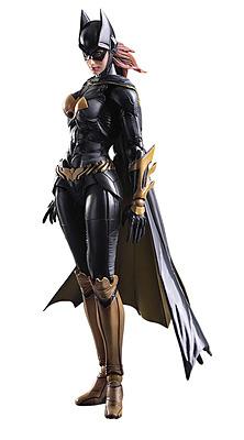 Einfach und sicher online bestellen: Batman Arkham Knight Actionfigur Batgirl in Österreich kaufen.
