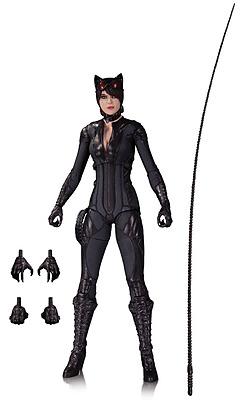 Einfach und sicher online bestellen: Batman Arkham Knight Actionfigur Catwoman in Österreich kaufen.