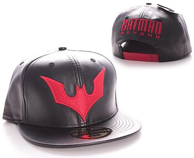Einfach und sicher online bestellen: Batman Baseball Cap Beyond Logo in Österreich kaufen.