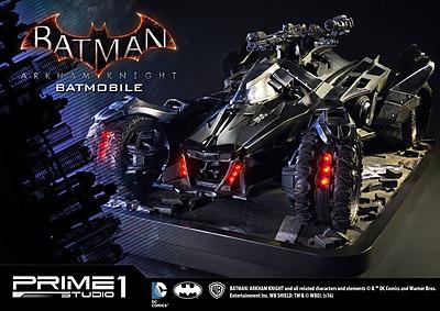 Einfach und sicher online bestellen: Batman: Arkham Knight Batmobile Diorama 1/10 in Österreich kaufen.