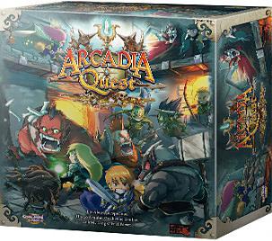 Einfach und sicher online bestellen: Arcadia Quest in Österreich kaufen.