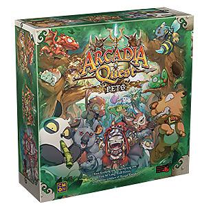 Einfach und sicher online bestellen: Arcadia Quest: Pets in Österreich kaufen.
