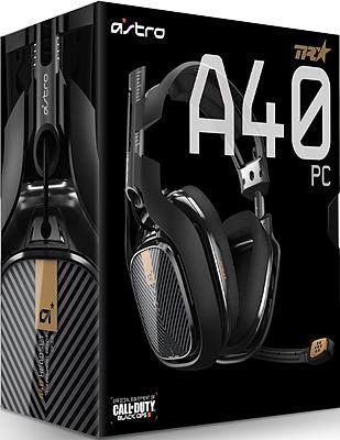 Einfach und sicher online bestellen: Astro Gaming A40 TR Headset schwarz in Österreich kaufen.