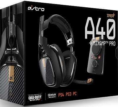 Einfach und sicher online bestellen: Astro Gaming A40 TR Headset schwarz inkl. MixAmp in Österreich kaufen.