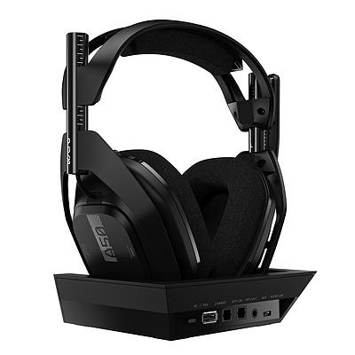 Einfach und sicher online bestellen: Astro Gaming A50 Headset 2019 Black PS4 in Österreich kaufen.