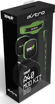 Einfach und sicher online bestellen: Astro Gaming Mod Kit für A40 TR Astro Green in Österreich kaufen.