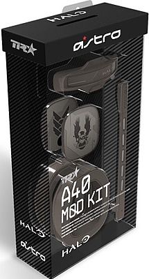 Einfach und sicher online bestellen: Astro Gaming Mod Kit für A40 TR Halo in Österreich kaufen.