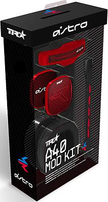 Einfach und sicher online bestellen: Astro Gaming Mod Kit für A40 TR Rot in Österreich kaufen.