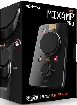 Einfach und sicher online bestellen: Astro Gaming MixAmp Pro TR schwarz in Österreich kaufen.
