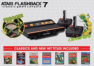Einfach und sicher online bestellen: Atari Flashback 7 Classic Game Console in Österreich kaufen.