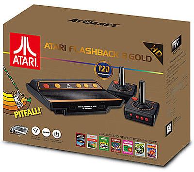 Einfach und sicher online bestellen: ATARI Flashback 8 Gold HD Console in Österreich kaufen.