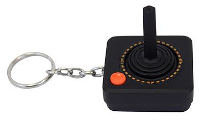 Einfach und sicher online bestellen: Atari Schlüsselanhänger 2600 Joystick in Österreich kaufen.