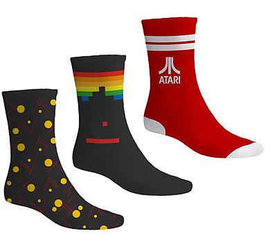 Einfach und sicher online bestellen: Atari Socken in Österreich kaufen.