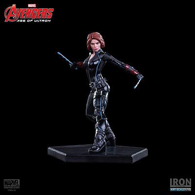 Einfach und sicher online bestellen: Avengers Age of Ultron Actionfigur Black Widow in Österreich kaufen.