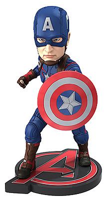 Einfach und sicher online bestellen: Avengers: Age of Ultron Head Knocker Captain A. in Österreich kaufen.