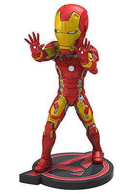 Einfach und sicher online bestellen: Avengers: Age of Ultron Head Knocker Iron Man in Österreich kaufen.
