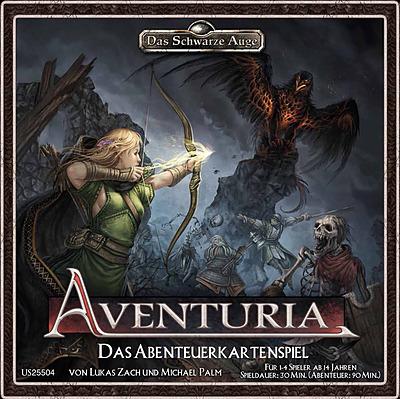 Einfach und sicher online bestellen: Aventuria 3. Auflage in Österreich kaufen.