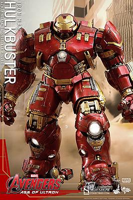 Einfach und sicher online bestellen: Avengers: Age of Ultron Hulkbuster 55 cm in Österreich kaufen.