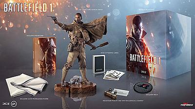Einfach und sicher online bestellen: Battlefield 1 Collectors Edition (ohne Spiel) in Österreich kaufen.