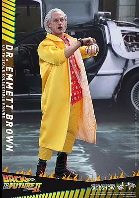 Einfach und sicher online bestellen: Back to the Future Actionfigur Dr Emmet Brown 1/6 in Österreich kaufen.