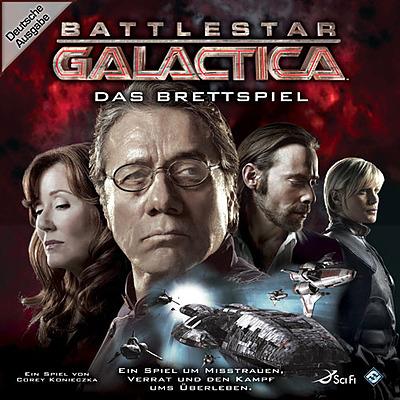 Einfach und sicher online bestellen: Battlestar Galactica Brettspiel in Österreich kaufen.