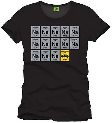 Einfach und sicher online bestellen: Batman T-Shirt Chemistry S in Österreich kaufen.