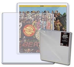Einfach und sicher online bestellen: BCW Toploader 3,5mm Toploads für LPs 5-Pack in Österreich kaufen.