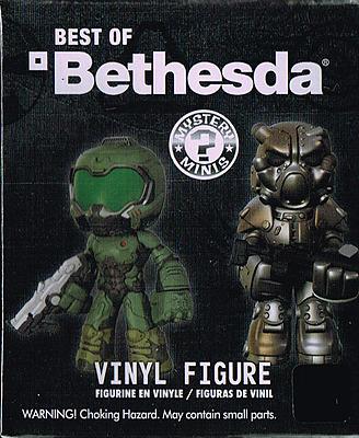 Einfach und sicher online bestellen: Bethesda All Star Mystery Minifigur in Blindbox in Österreich kaufen.