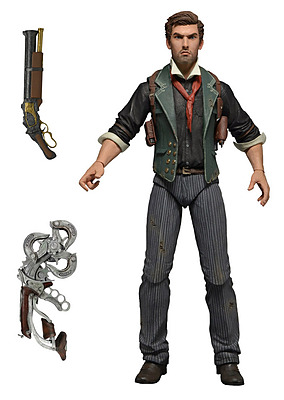 Einfach und sicher online bestellen: BioShock Infinite Actionfigur Booker DeWitt 18 cm in Österreich kaufen.