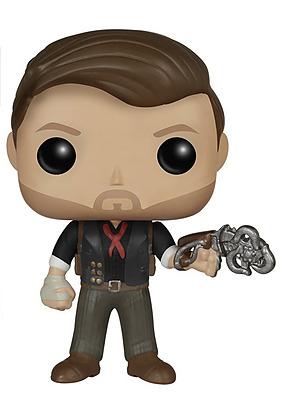 Einfach und sicher online bestellen: Bioshock POP! Vinyl Figur Booker Dewitt in Österreich kaufen.