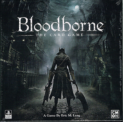 Einfach und sicher online bestellen: Bloodborne: The Card Game (Englisch) in Österreich kaufen.