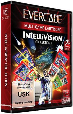 Einfach und sicher online bestellen: Blaze Evercade Intellivision Collection 1 in Österreich kaufen.