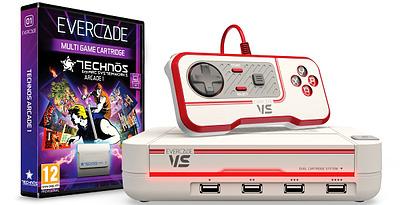 Einfach und sicher online bestellen: Blaze Evercade VS Premium Pack + 1 Vol White in Österreich kaufen.