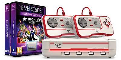 Einfach und sicher online bestellen: Blaze Evercade VS Premium Pack + 2 Vol White in Österreich kaufen.